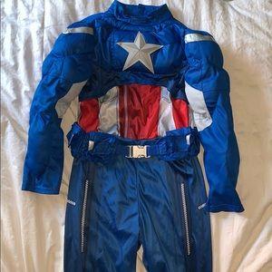 Disney - Captain America Costume